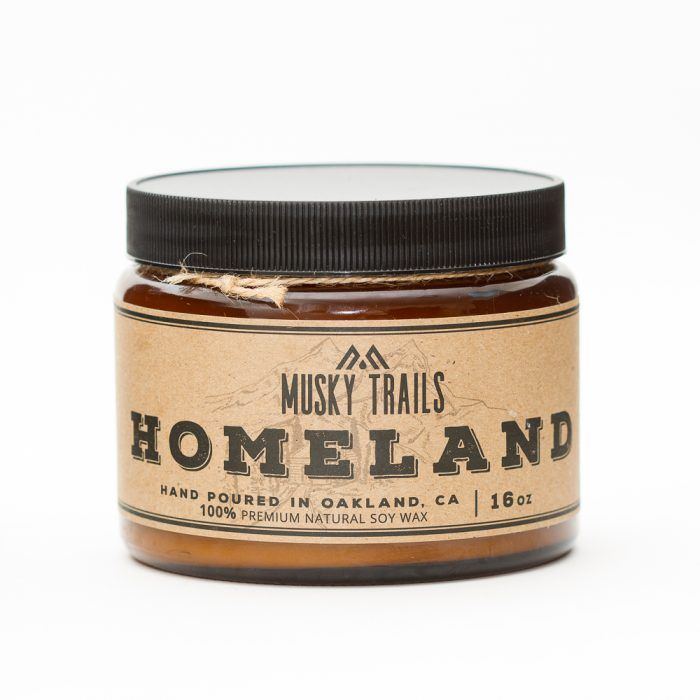 Homeland Candle 16 oz