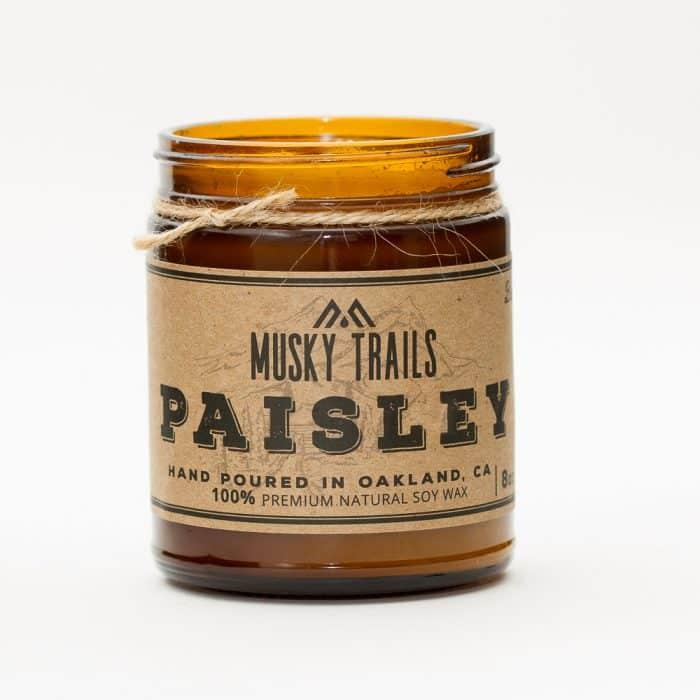 Paisley 8oz Candle