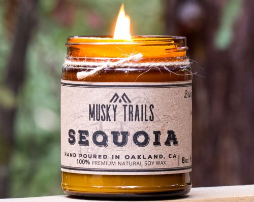 Musky Trails Monthly Candle Subscription