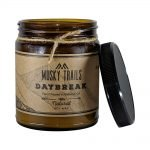 daybreak 8oz candle cap off