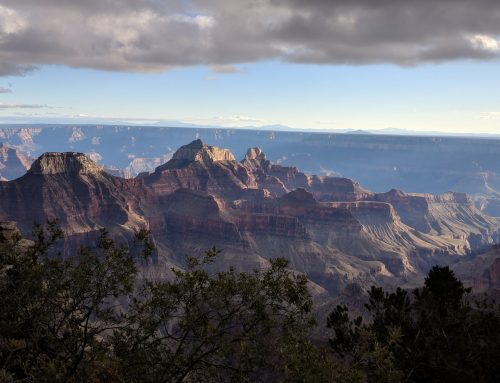 North Kaibab Trail Log – Grand Canyon National Park